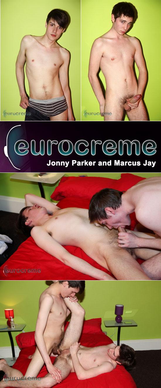 Jonny Parker fucks Marcus Jay