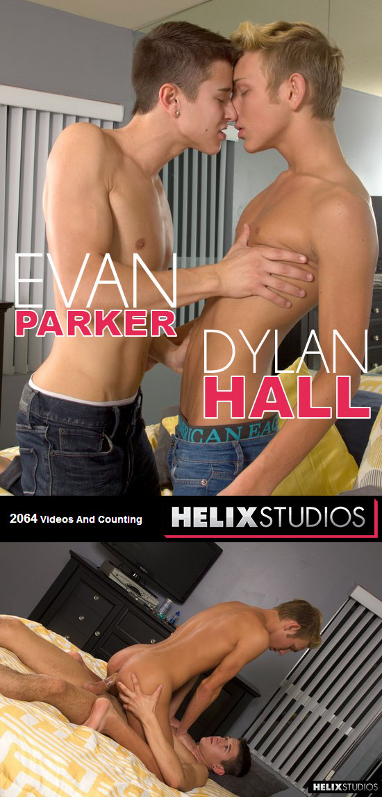 Evan Parker fucks Dylan Hall