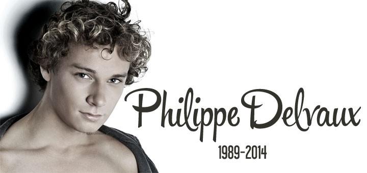 Phillipe Delvaux passed away