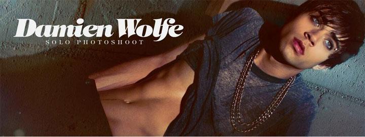 Damien Wolfe