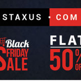 Staxus Black Friday sale