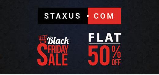 Staxus Black Friday sale